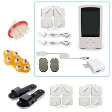 TENS Unit Tens Massager Digital Therapy Acupuncture Machine Dual Outputs XIII