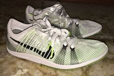 Mens 4 5 8.5 12 13 15 NIKE Zoom Matumbo 2 White Mid Distance Track Spikes Shoes