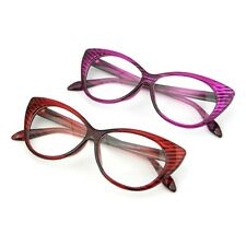 Clear Lens  Eye Glasses Cat Eyeglasses Retro Sexy Women