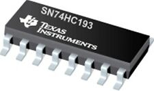 TEXAS INSTRUMENTS SN74HC193N IC COUNTER/MULTIPLIER/DIVIDER