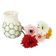 5PCS ARTIFICIAL AFRICAN DAISY DAISIES FLOWERS WEDDING PARTY HOME DIY DECORATION