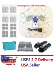 TENS Unit Rechargeable TENS Massager Digital Therapy Acupuncture Machine III