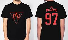 North America World Cup of Hockey T-Shirt Connor McDavid 97 Size S-5XL
