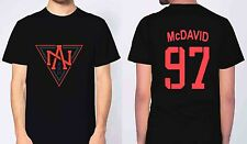 North America World Cup of Hockey Connor McDavid 97 T-Shirt Size S-5XL