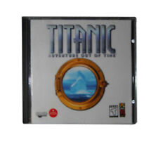Titanic: Adventure Out of Time (PC, 1996) ~ 2 CD's