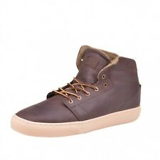Vans Alcon Shoes Trainers Workout Boat Boots Brown VN-0 QEN6HU