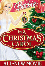 Barbie in a Christmas Carol (DVD, 2008)