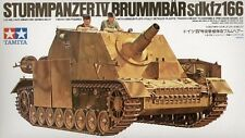 Tamiya 35077 1/35 German Sturmpanzer IV BRUMMBAR from Japan Rare