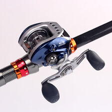 9BB Baitcasting Fishing Reel Magnetic Right Left Handed Baitcaster Lure Tackle