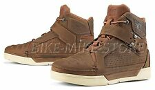 ICON 1000 BOAT TRUANT Motorcycle boots Leather brown brown Size 41 - 48,5