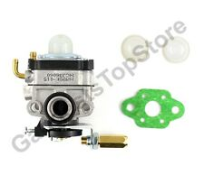 New Carburetor for Roybi MTD Bolens Troy-Bilt TB26TB TB475SS Gas Trimmer Edger