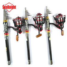 2.1-3.6M Telescopic Fishing Rod And 3000-4000 Series Spinning Fishing Reel Set