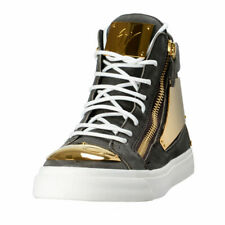 Giuzeppe Zanotti Women's Leather Fashion Sneakers Shoes Sz 7 7.5 8 8.5 9 9.5 10