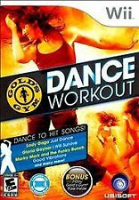 Gold's Gym Dance Workout (Nintendo Wii, 2010)