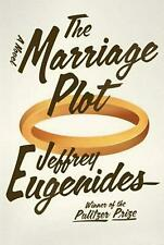 The Marriage Plot by Jeffrey Eugenides Hardcover Book (English)