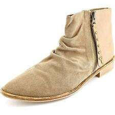 Charles By Charles David Brody Women  Pointed Toe Suede Tan Ankle Boot NWOB