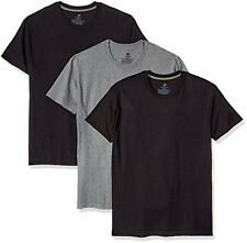 Hanes Red Label Men's 3-Pack Comfortblend Dyed Crew, Assorted, 2X-Large