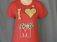 Maryland Terrapins Womens Size Large Tee Shirt NCAA Team Apparel Old Navy Terps