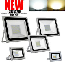 LED Flood Light 10W 20W 30W 50W 80W 100W Floodlight Cool /Warm White lamp 240V