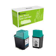 HP 51625 HP 25 + HP 51626 HP 26 Remanufactured Ink For HP DesignJet 200 220