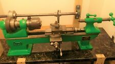Very Rare Lorch LLS, LLV clockmaker / watchmaker lathe, german lathe.