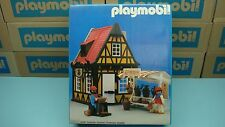 Playmobil 3455 Medieval Pottery mint in open Box never played rare for collector