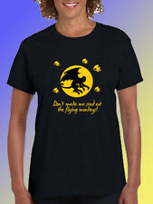 NEW FUNNY TSHIRT - Don't make me send in the flying monkeys!