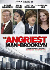 THE ANGRIEST MAN IN BROOKLYN - DVD