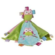 Mary Meyer Taggies Oodles Owl Character Blanket