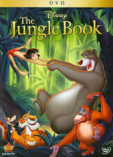 The Jungle Book (DVD, 2014, Diamond Edition)  Disney  Animated  Childrens
