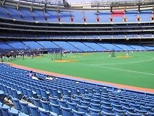 08/29/2017 Toronto Blue Jays vs Boston Red Sox Rogers Centre 113AR