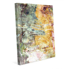 Click Wall Art 'Vision of Summer Days' Painting Print on Wrapped Canvas