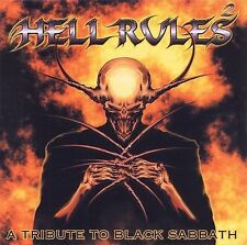 Hell Rules: Tribute to Black Sabbath, Vol. 2 by Various Artists (CD, Mar-2000, …