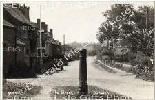 Suffolk Dunwich Street scene Old b/w Photo Print - Size Selectable - England UK