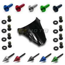 Various Colors Windscreen + Bolts Package for Suzuki SV1000S 03-08 SV650S 03-10