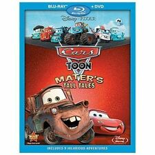 Cars Toon: Maters Tall Tales (Blu-ray/DVD, 2010, 2-Disc Set)  Disney  Pixar