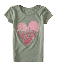 aeropostale kids ps girls' trs cool graphic t shirt