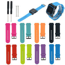 Replacement Silicone Watch Band Strap + Tools Kit for Garmin Forerunner 920XT#