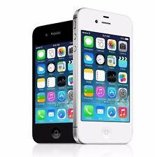 Apple iPhone 4S 8GB-16GB-32GB Unlocked Smartphone Black/ White Perfect Condition