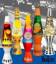 The Beatles Original Lava Lamp 14.5 inches tall In presentation Box - 5 Styles