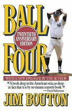 Ball Four : The Final Pitch by Jim Bouton (1990, Paperback, Anniversary,...