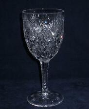 St Saint Louis Crystal FLORENCE American Continental or Water Glass Goblet 7 1/8
