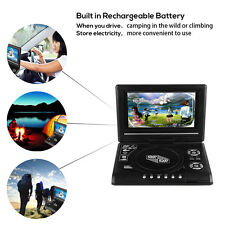 9.8' /7.8' inch LCD Display DVD Player Portable DVD Player 270  Rotatable