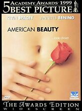 American Beauty (DVD, 2000, Widescreen)Kevin Spacey Annette Bening
