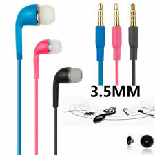 In-Ear Earphone Bass Stereo Headset Headphone Earbuds For Samsung iPhone HTC LG