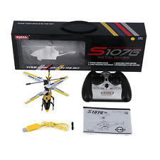 Syma S107G Remote Control Helicopter 3.5CH Mini Helicopter GYRO Genuine 3Channel