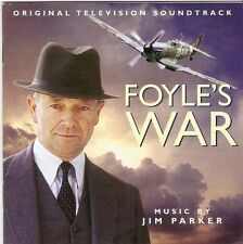Foyles War - Original Soundtrack CD Album - Jim Parker - New & Sealed