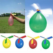1/10/20Pcs Fly Balloon Helicopter Child Gift Kid Toy Christmas Stocking Filler