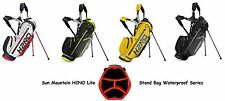 New 2017 Sun Mountain H2NO Lite Waterproof Stand Bag-Choose Color FREE SHIPPING