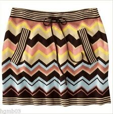 MISSONI FOR TARGET SWEATER SKIRT BLUE VIA, BROWN COLORE XS, S, L, XL - NEW